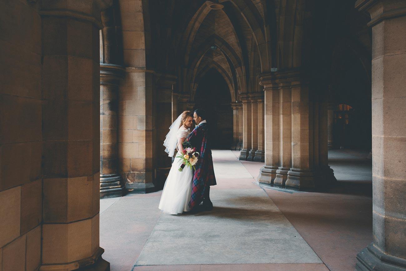 wedding photographer glasgow cottiers west end 0031
