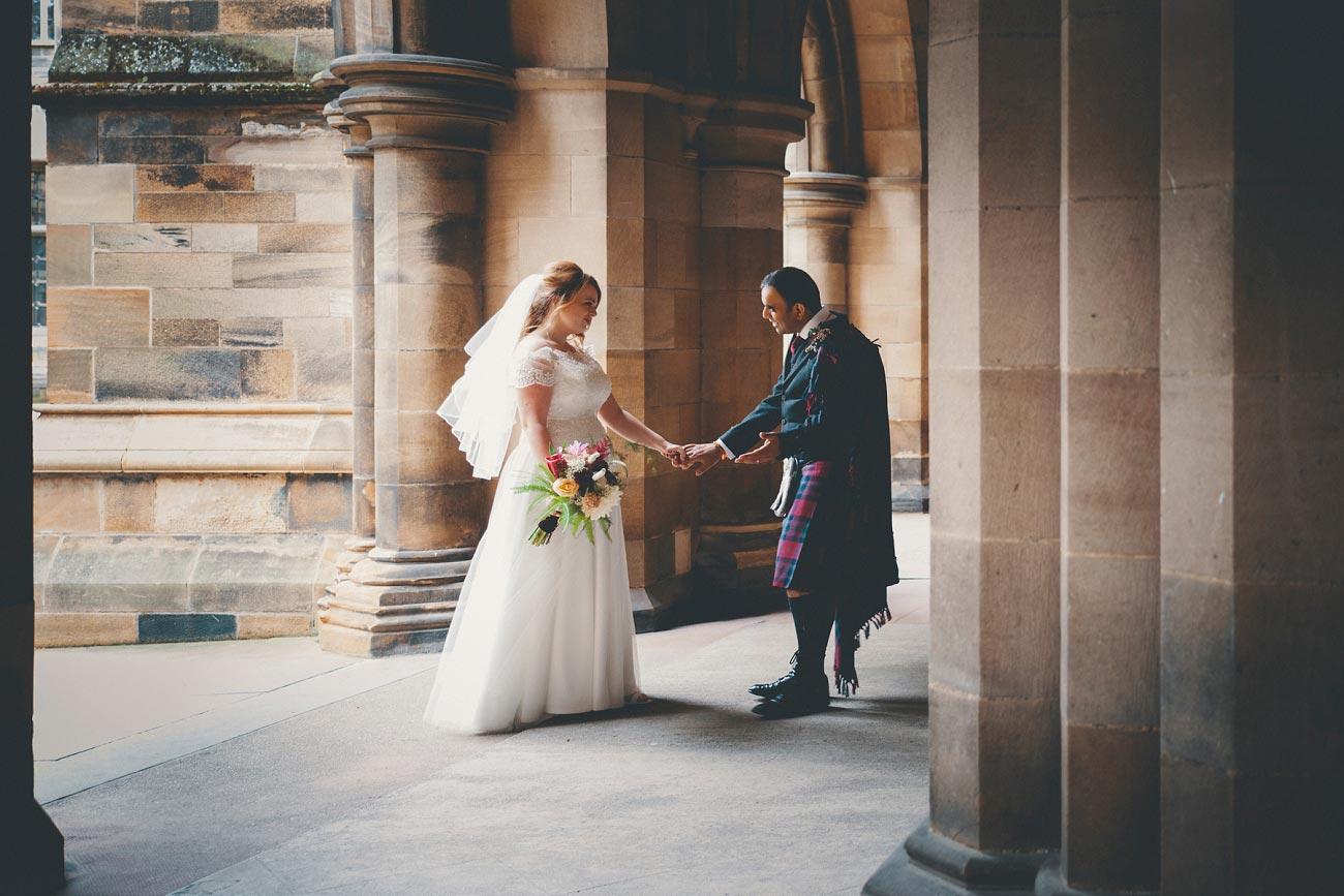 wedding photographer glasgow cottiers west end 0032