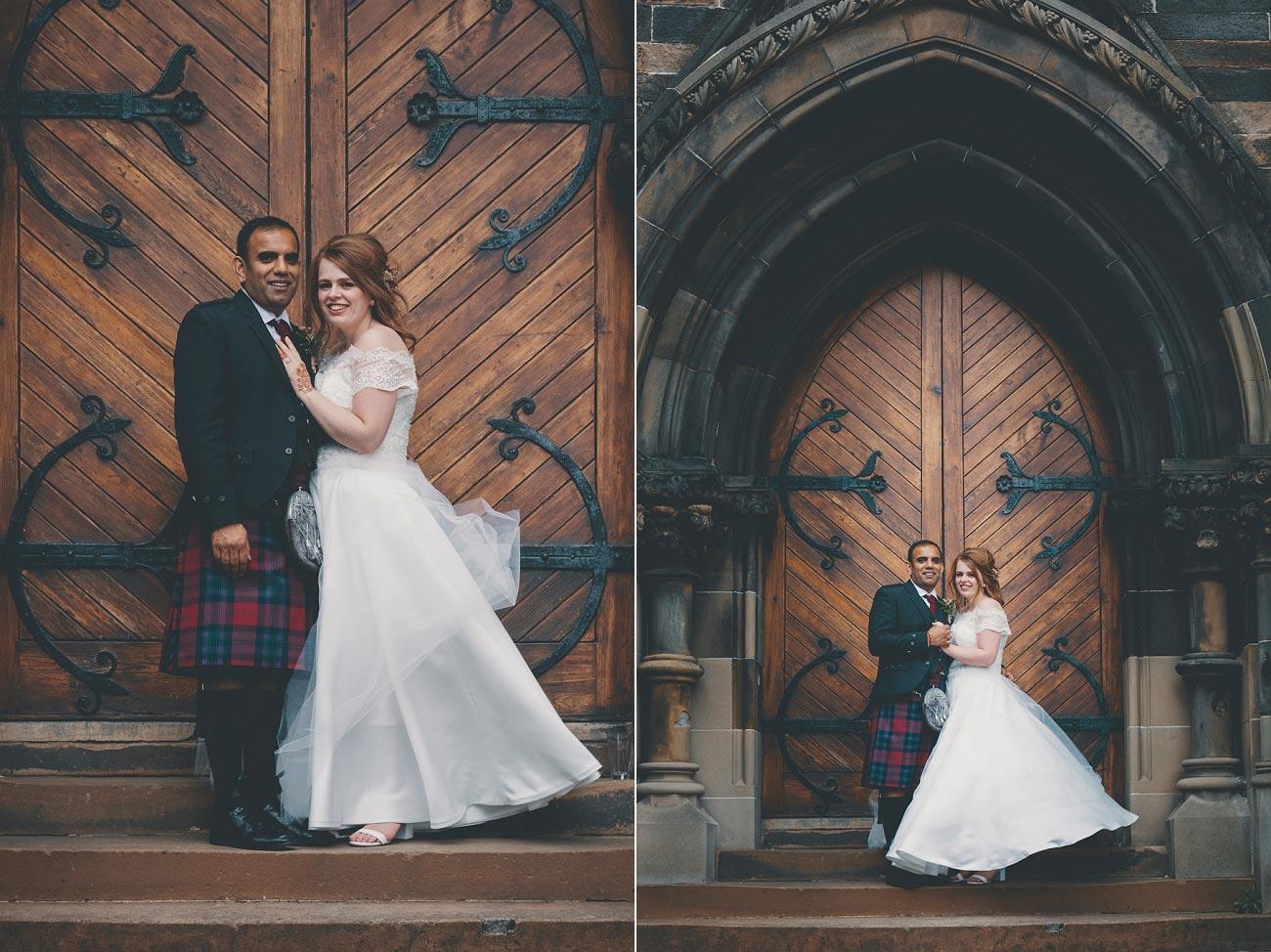 wedding photographer glasgow cottiers west end 0048