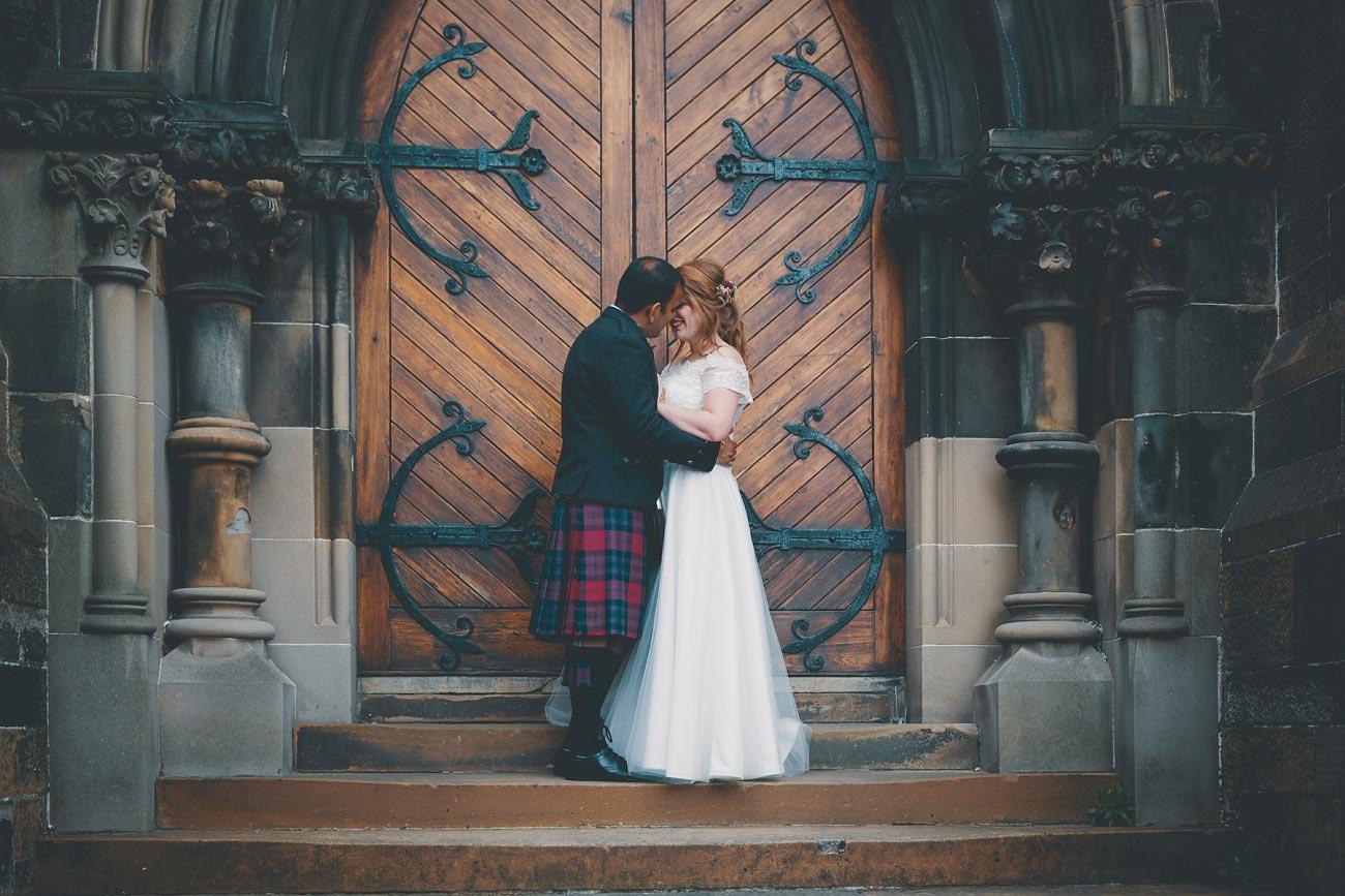 wedding photographer glasgow cottiers west end 0049