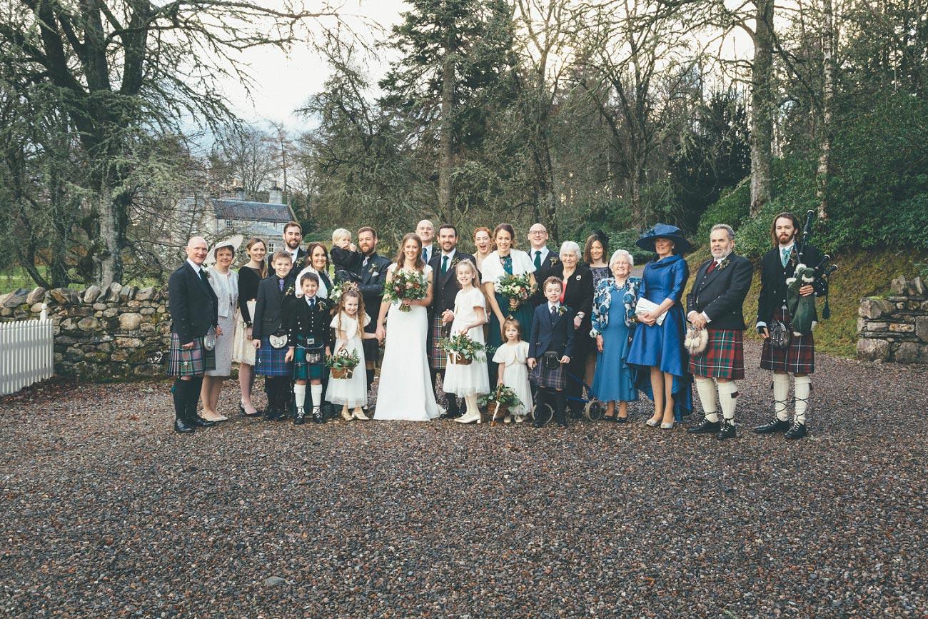 wedding photographer highlands scotland glentruim estate cairngorms newtonmore 0047