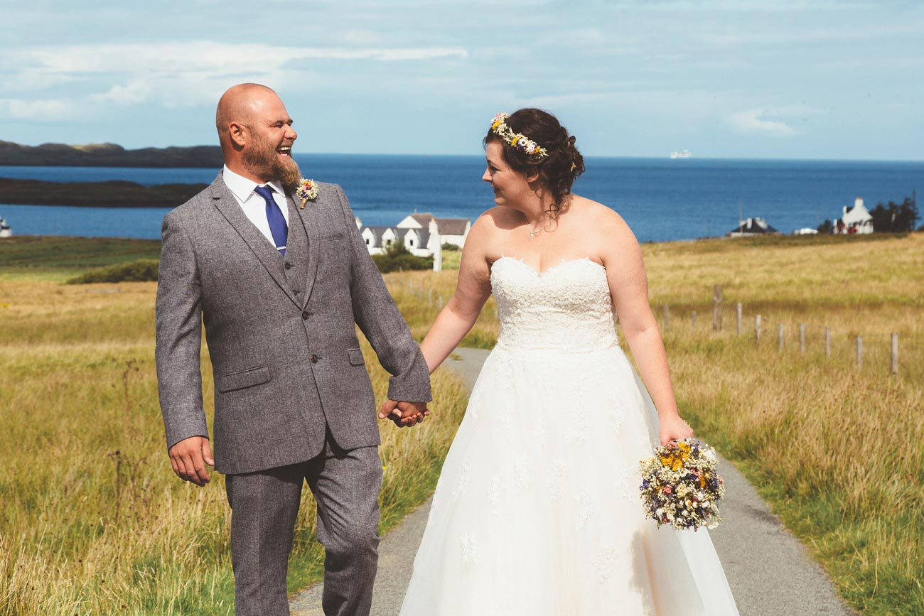 wedding photographer isle of skye fairy glen sp 0013