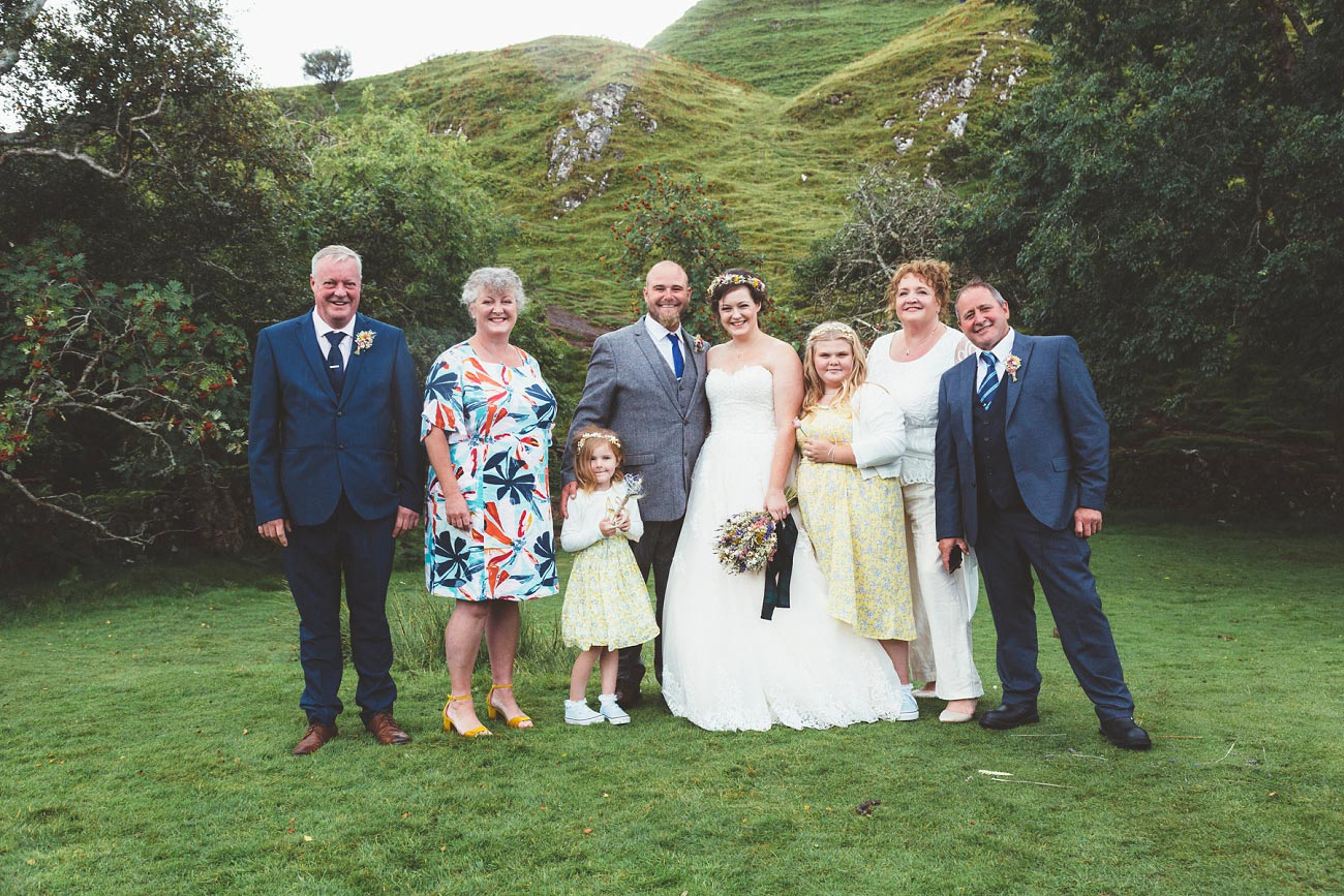 wedding photographer isle of skye fairy glen sp 0021