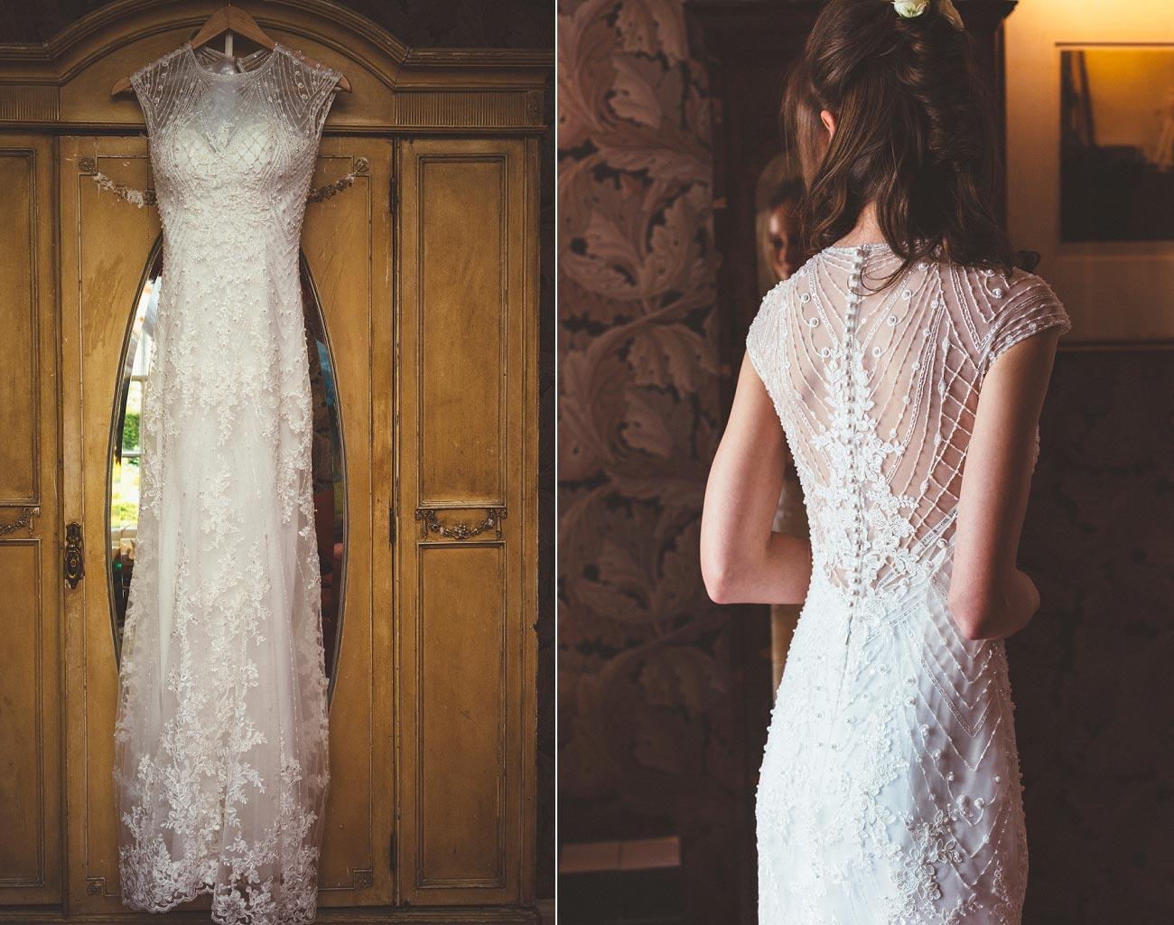 wedding photographer trossach kirk church roman camp hotel callander scotland 0005