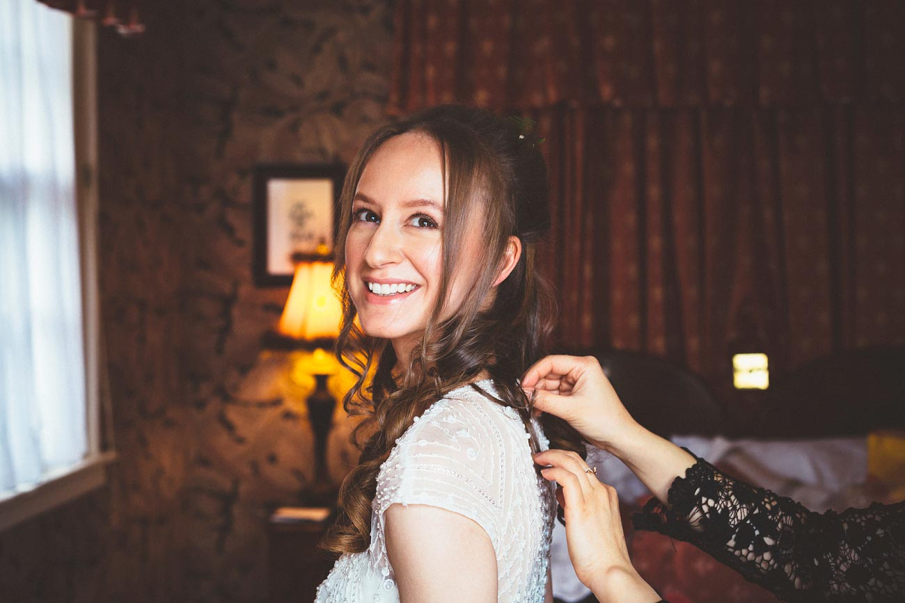 wedding photographer trossach kirk church roman camp hotel callander scotland 0010