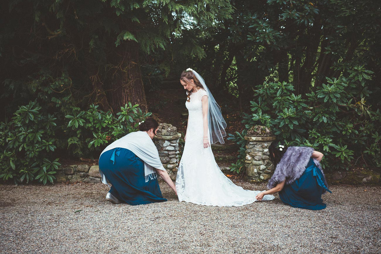 wedding photographer trossach kirk church roman camp hotel callander scotland 0021