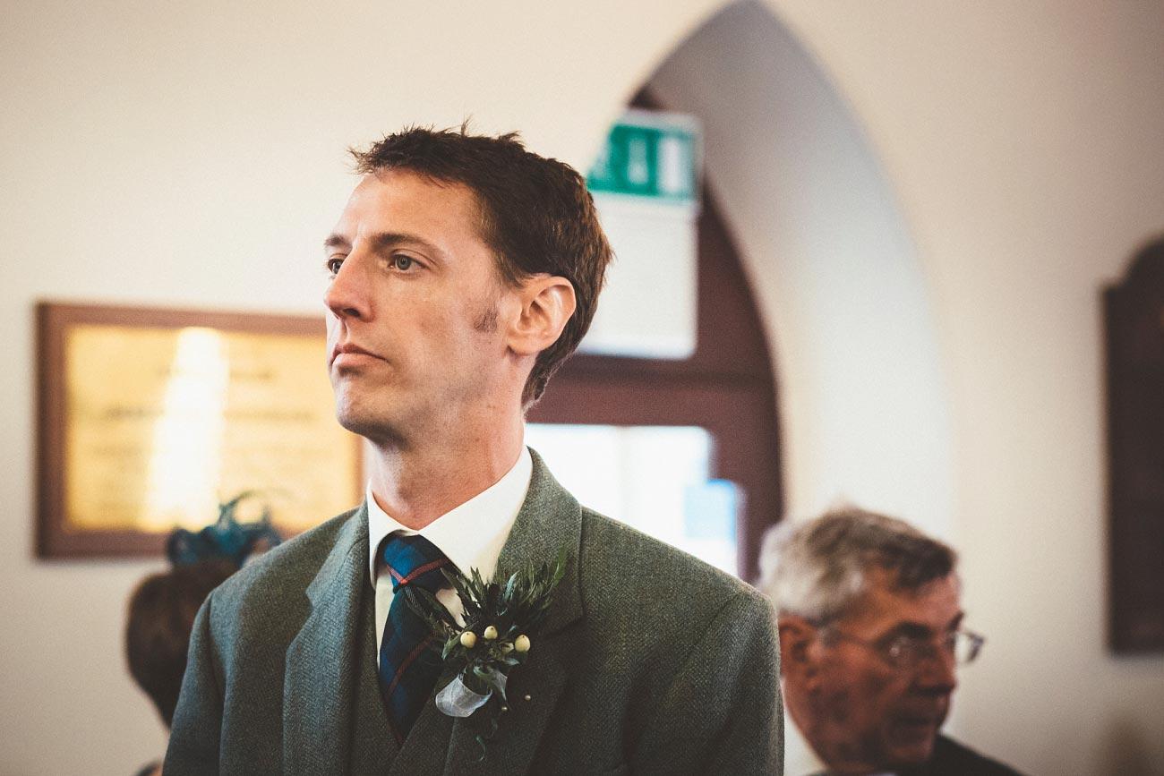 wedding photographer trossach kirk church roman camp hotel callander scotland 0041