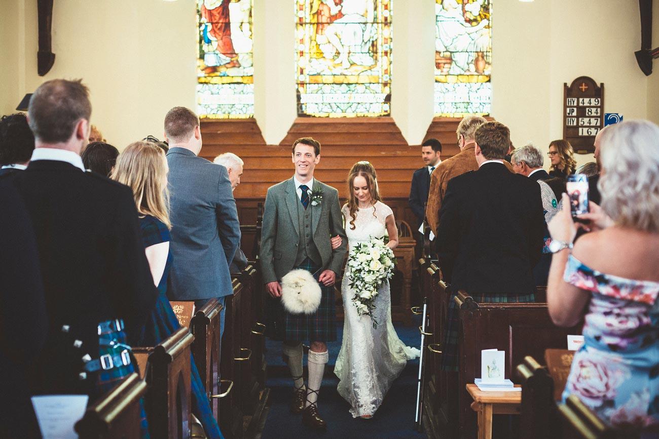 wedding photographer trossach kirk church roman camp hotel callander scotland 0056