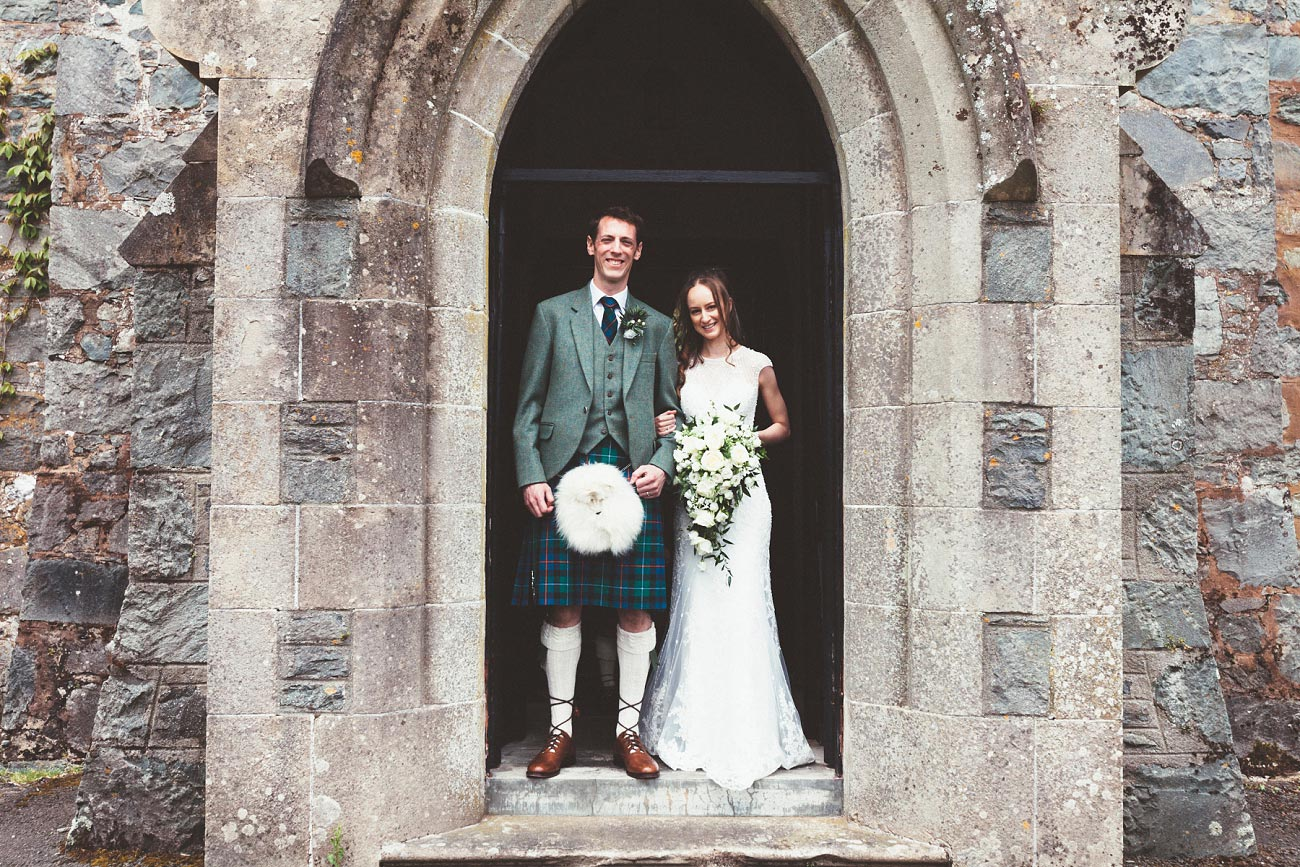 wedding photographer trossach kirk church roman camp hotel callander scotland 0059