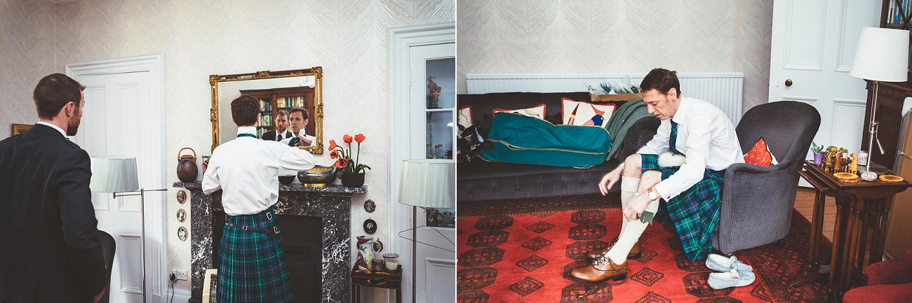 wedding photographer trossach kirk church roman camp hotel callander scotland 005d