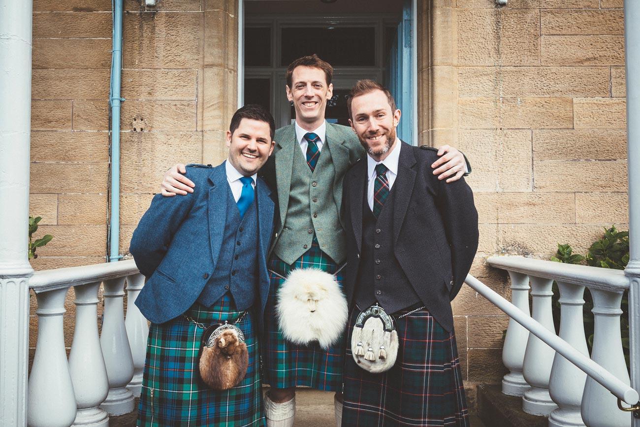 wedding photographer trossach kirk church roman camp hotel callander scotland 005e