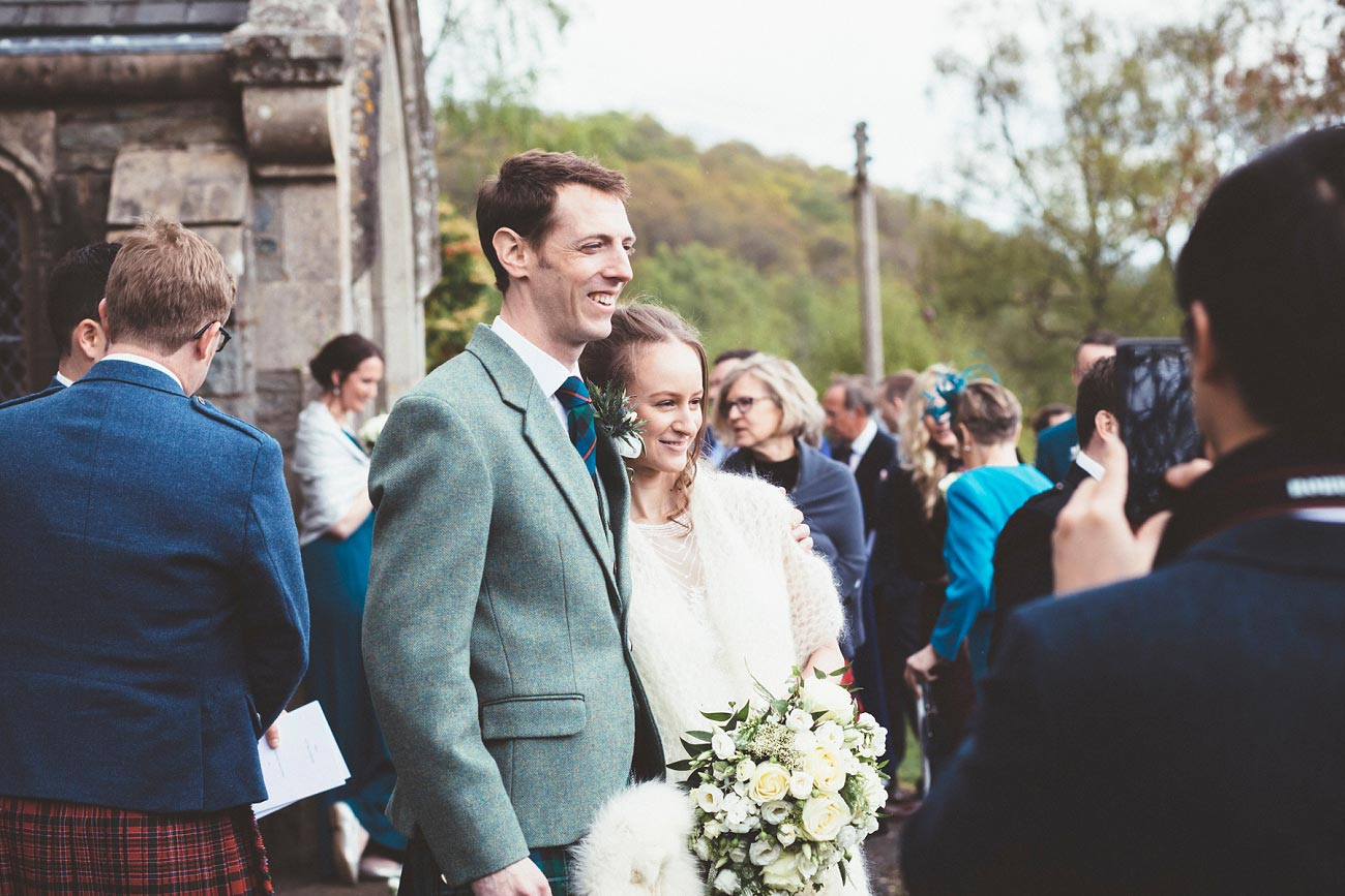 wedding photographer trossach kirk church roman camp hotel callander scotland 0065