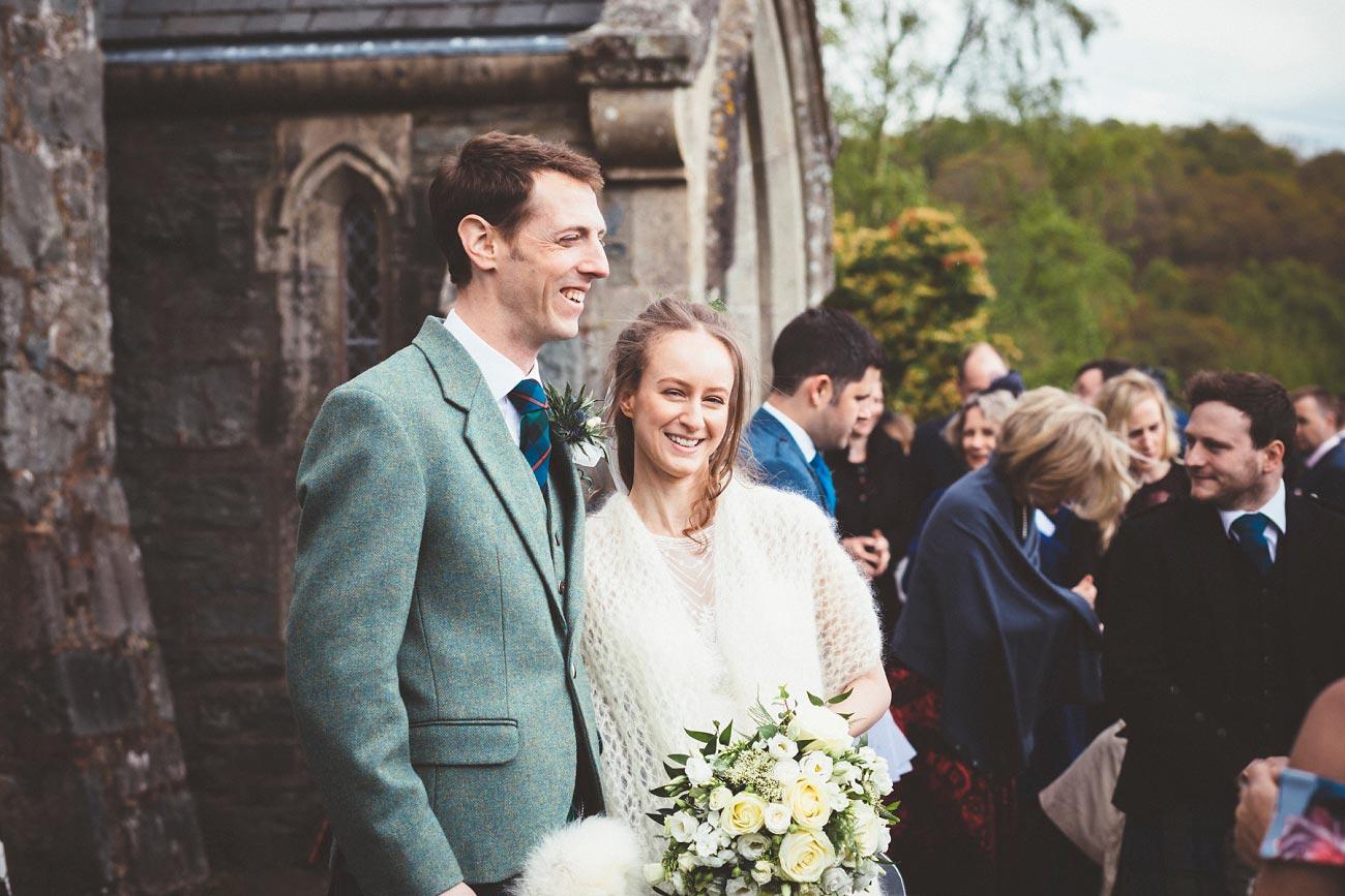 wedding photographer trossach kirk church roman camp hotel callander scotland 0066