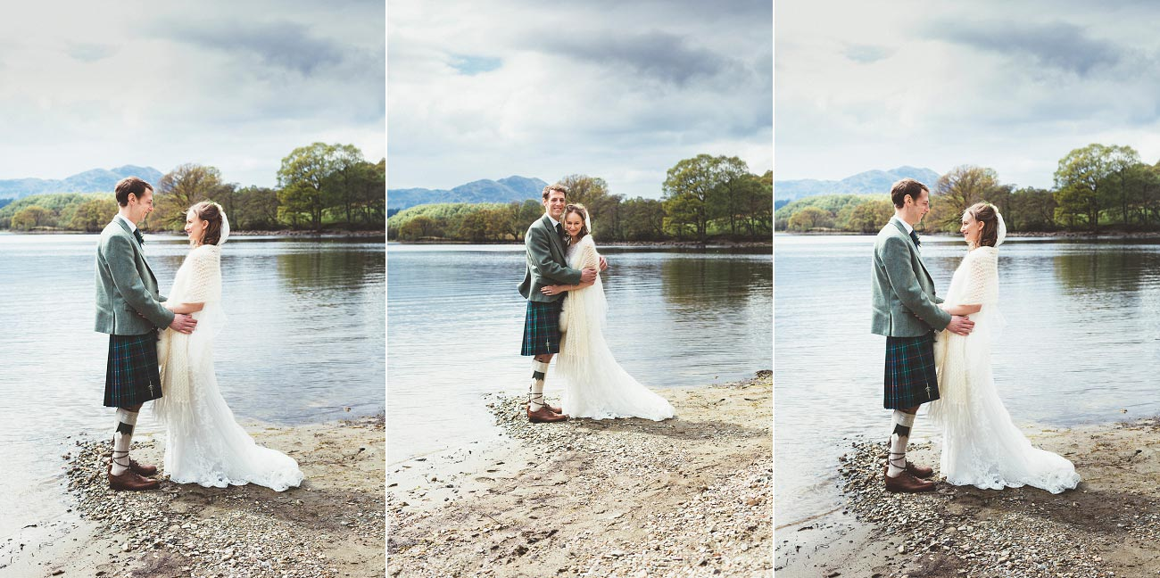 wedding photographer trossach kirk church roman camp hotel callander scotland 0070