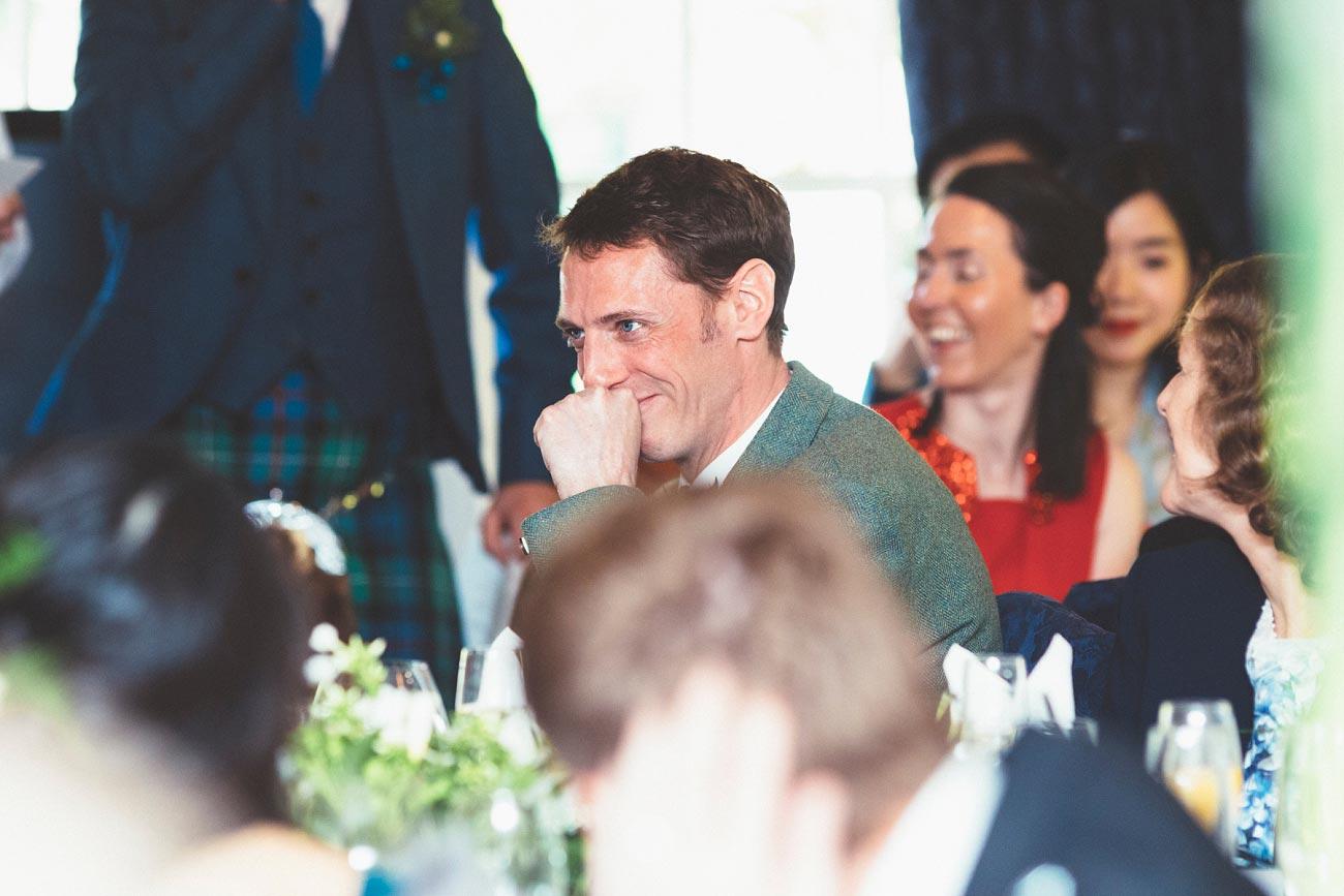 wedding photographer trossach kirk church roman camp hotel callander scotland 0091
