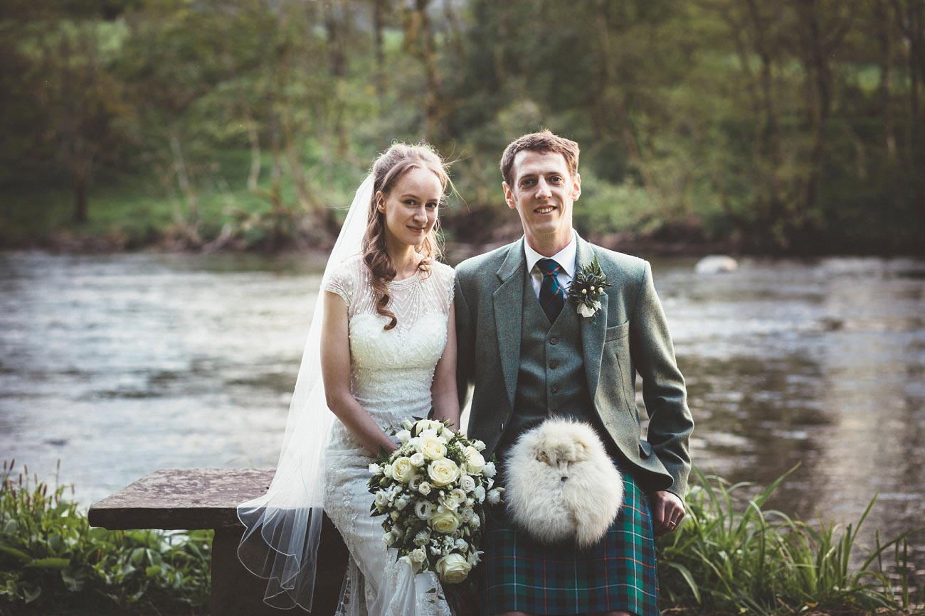 wedding photographer trossach kirk church roman camp hotel callander scotland 0100