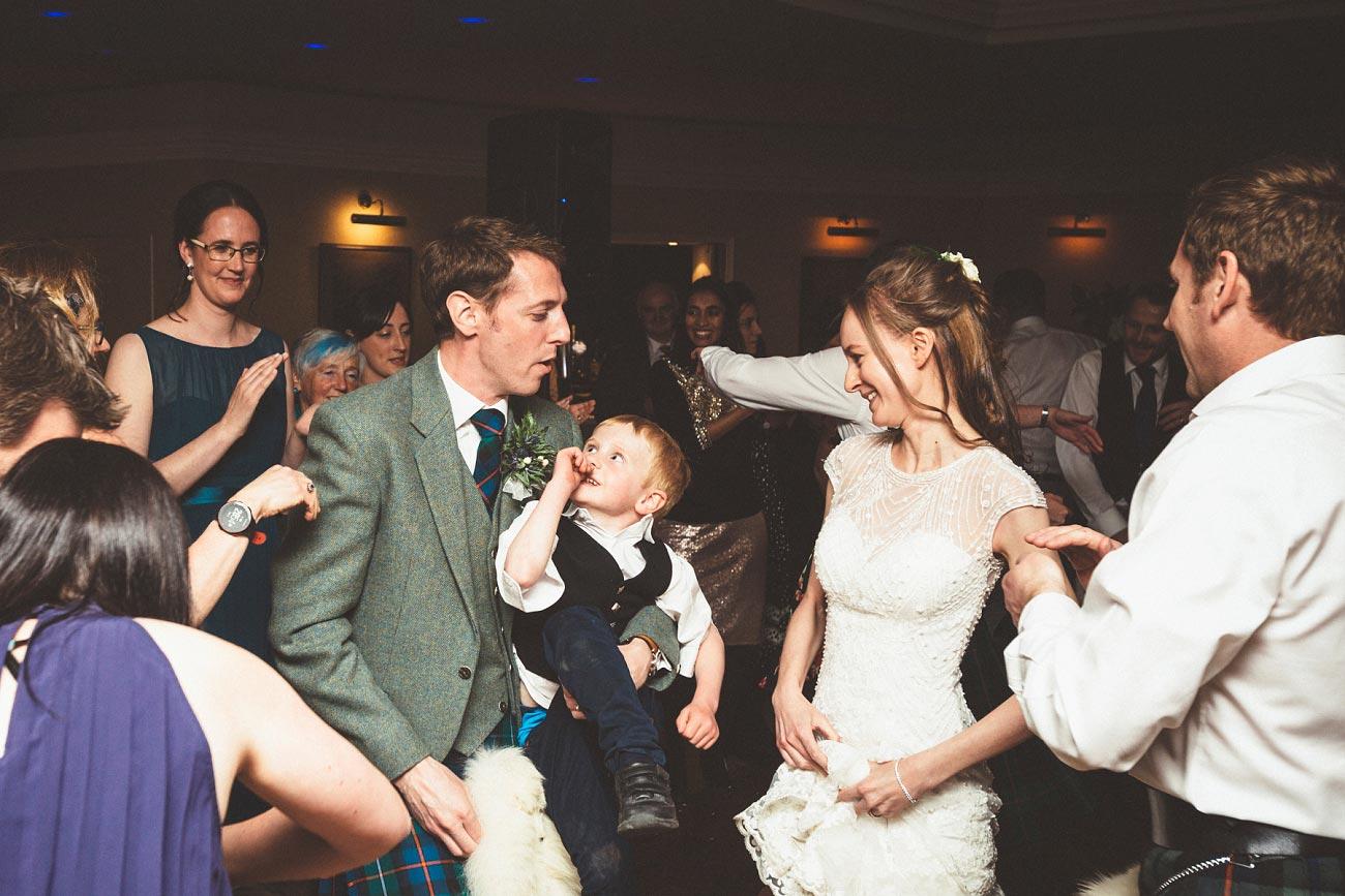 wedding photographer trossach kirk church roman camp hotel callander scotland 0107