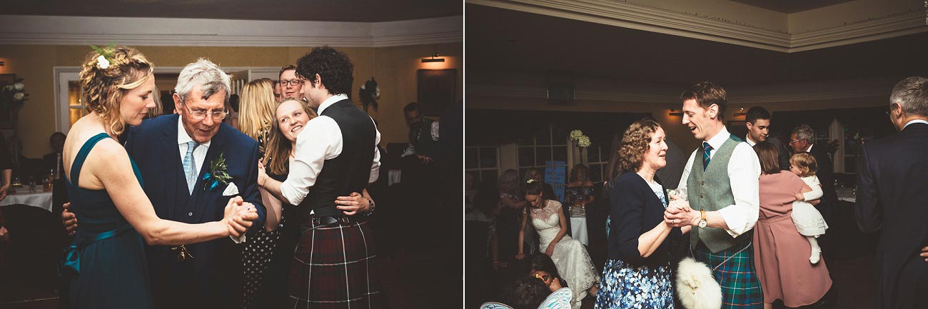 wedding photographer trossach kirk church roman camp hotel callander scotland 0108