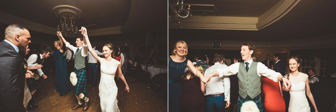 wedding photographer trossach kirk church roman camp hotel callander scotland 0109