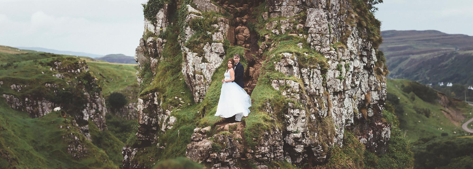 Wilson McSheffrey Wedding and Elopement Photography, Isle of Skye, Scotland