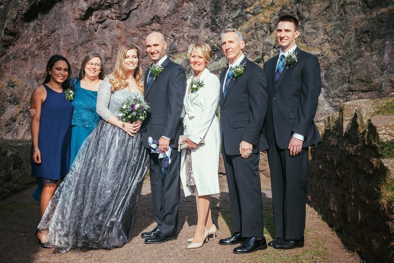wedding photography edinburgh st anthonys chapel ruins 0020