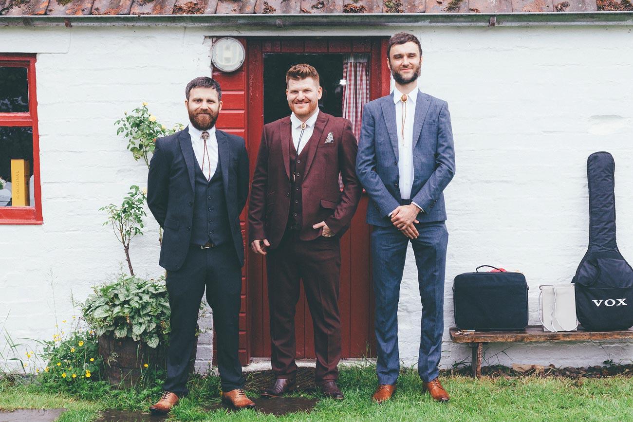 wedding photography fife letham village Hall scotland woodland vintage 0003