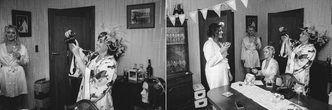 wedding photography fife letham village Hall scotland woodland vintage 0017