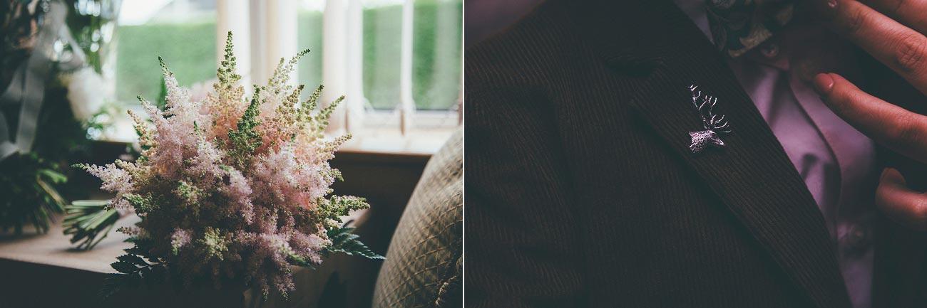 wedding photography fife letham village Hall scotland woodland vintage 0020
