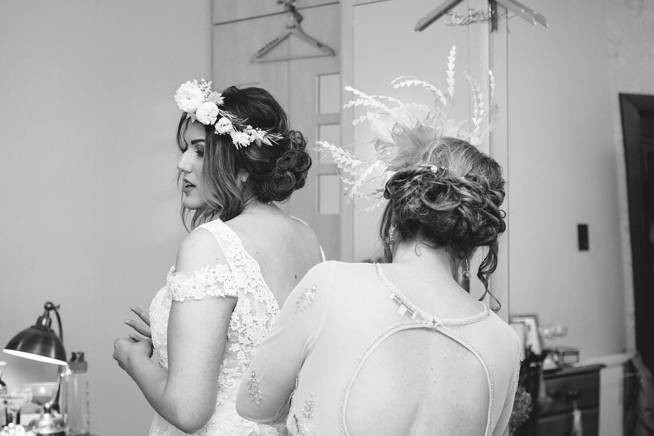 wedding photography fife letham village Hall scotland woodland vintage 0025