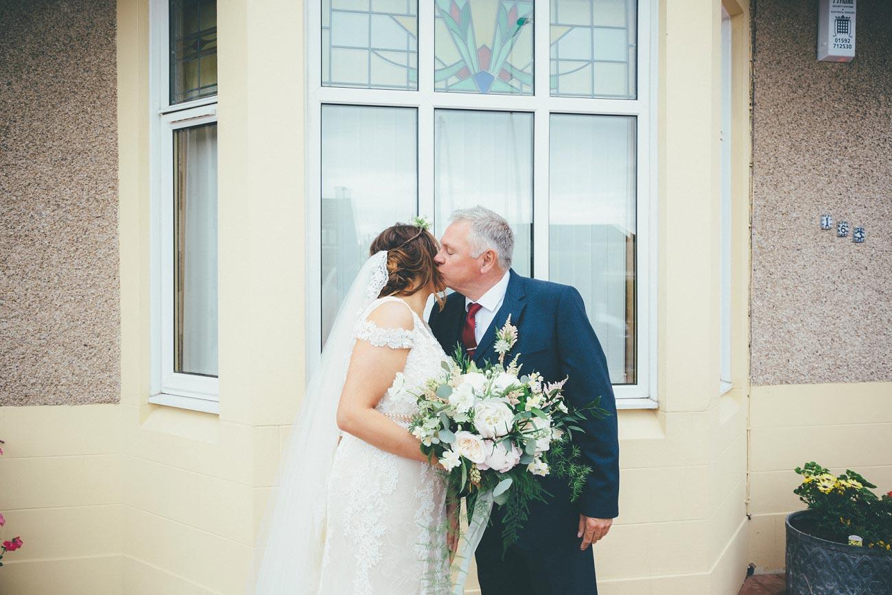 wedding photography fife letham village Hall scotland woodland vintage 0038