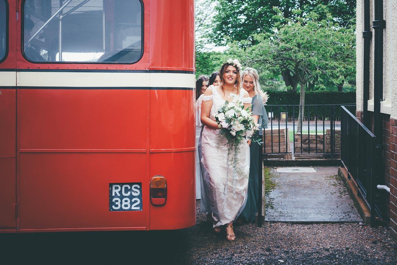 wedding photography fife letham village Hall scotland woodland vintage 0045