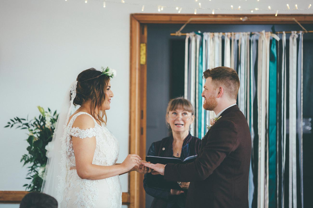 wedding photography fife letham village Hall scotland woodland vintage 0056