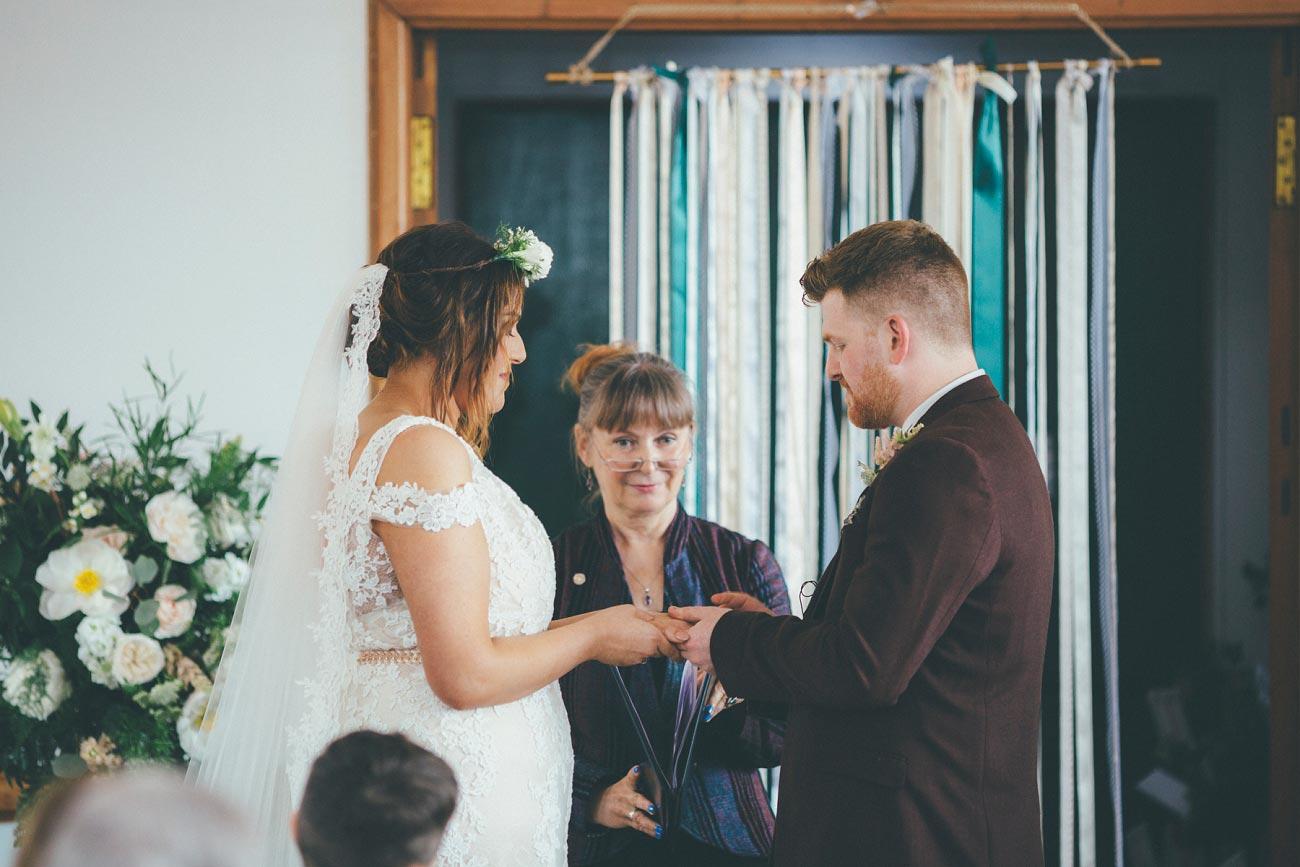 wedding photography fife letham village Hall scotland woodland vintage 0057