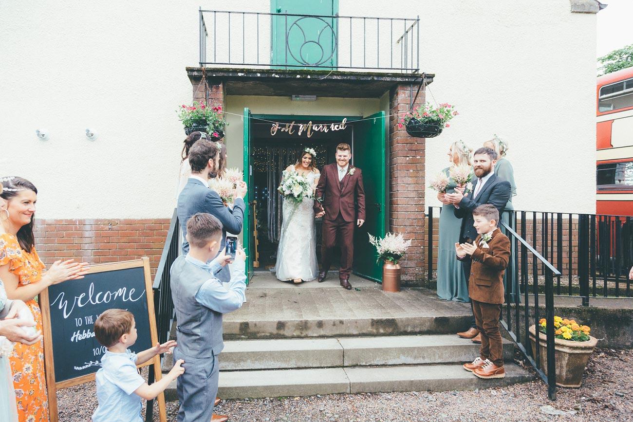 wedding photography fife letham village Hall scotland woodland vintage 0063