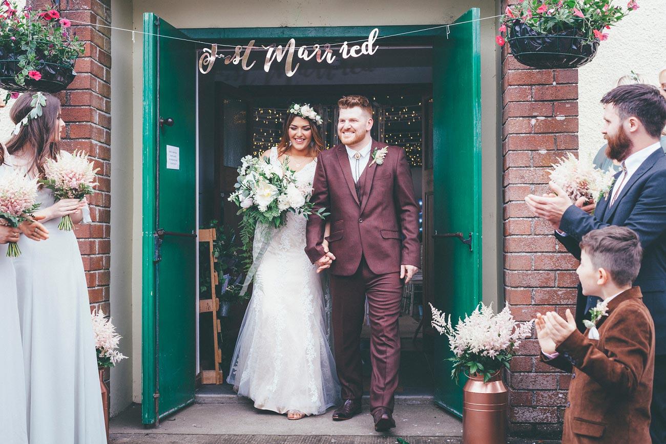 wedding photography fife letham village Hall scotland woodland vintage 0064
