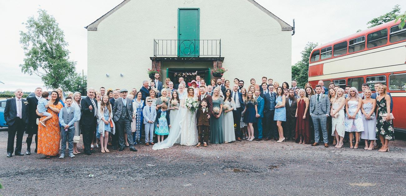 wedding photography fife letham village Hall scotland woodland vintage 0067