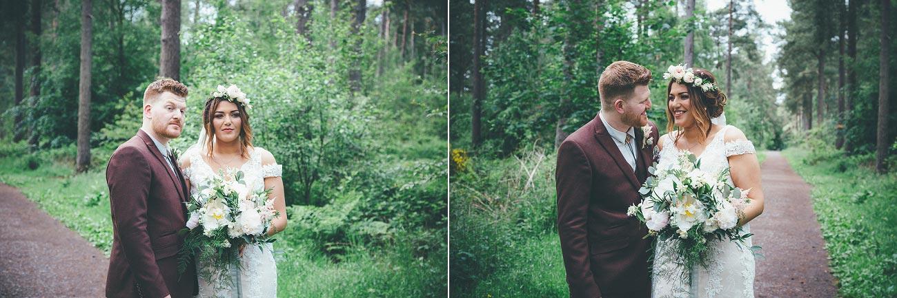 wedding photography fife letham village Hall scotland woodland vintage 0069