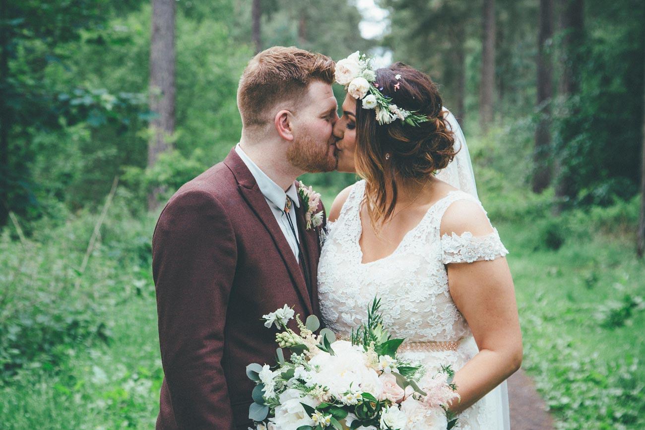 wedding photography fife letham village Hall scotland woodland vintage 0072