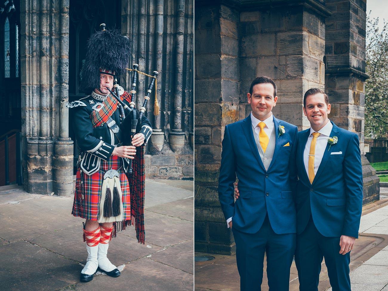 wedding photography glasgow cathedral oran mor 0012