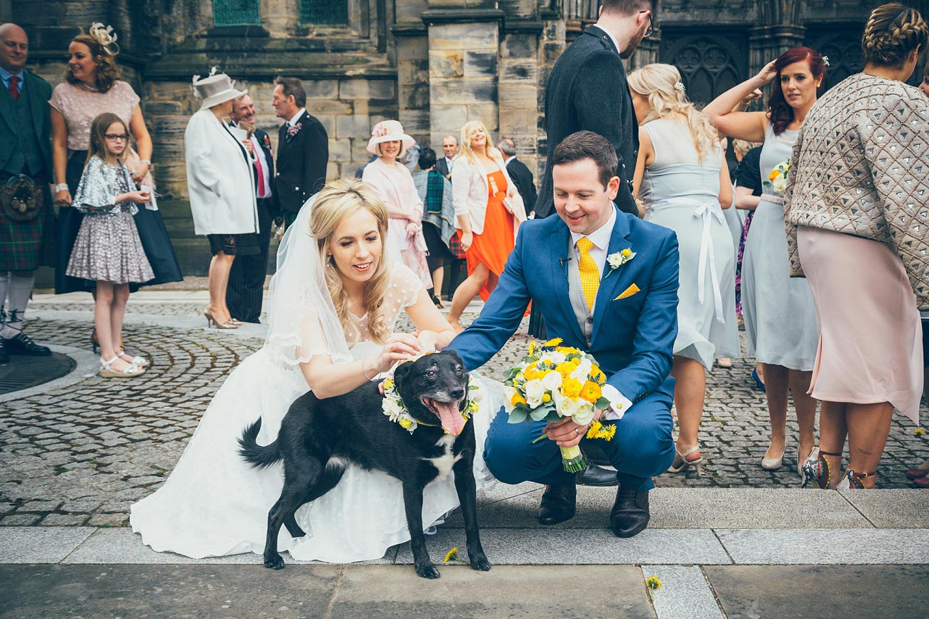 wedding photography glasgow cathedral oran mor 0030