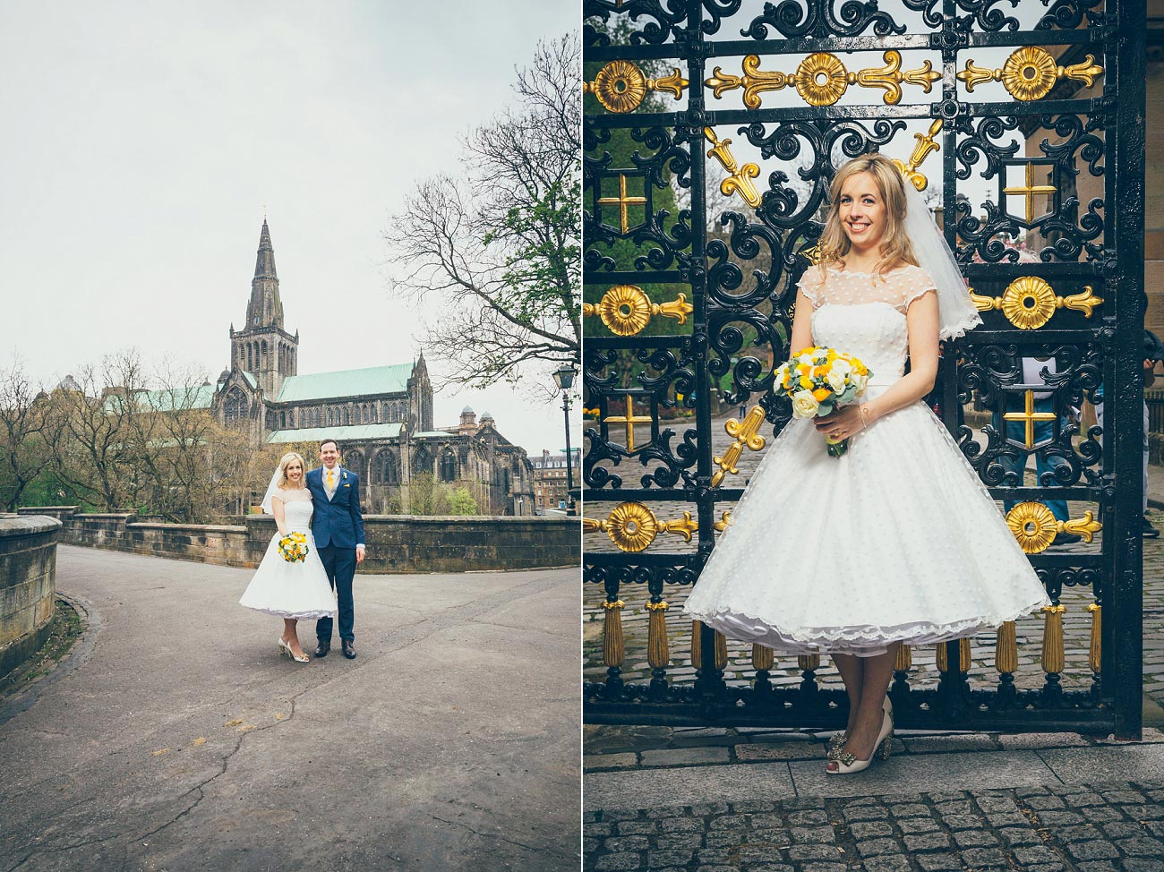 wedding photography glasgow cathedral oran mor 0042