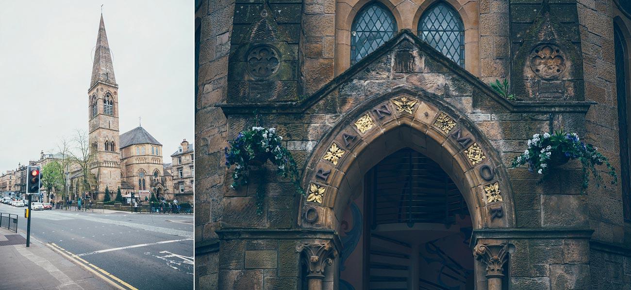 wedding photography glasgow cathedral oran mor 0052