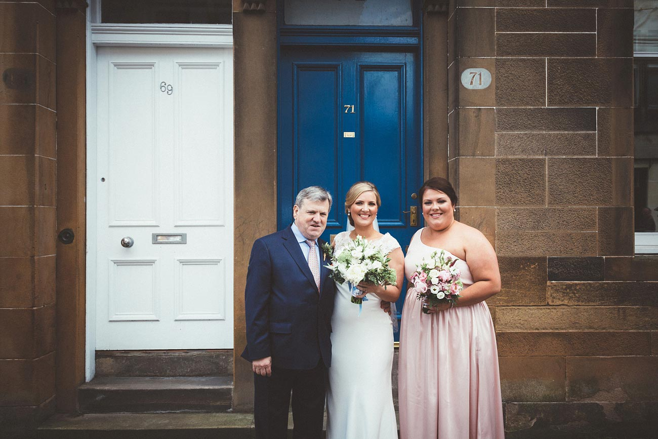 wedding photography glasgow university chapel oran mor reportage 11