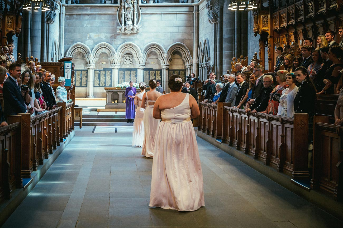 wedding photography glasgow university chapel oran mor reportage 14