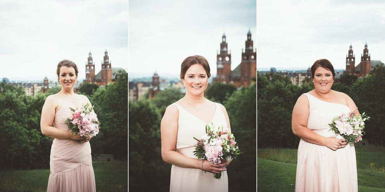 wedding photography glasgow university chapel oran mor reportage 29
