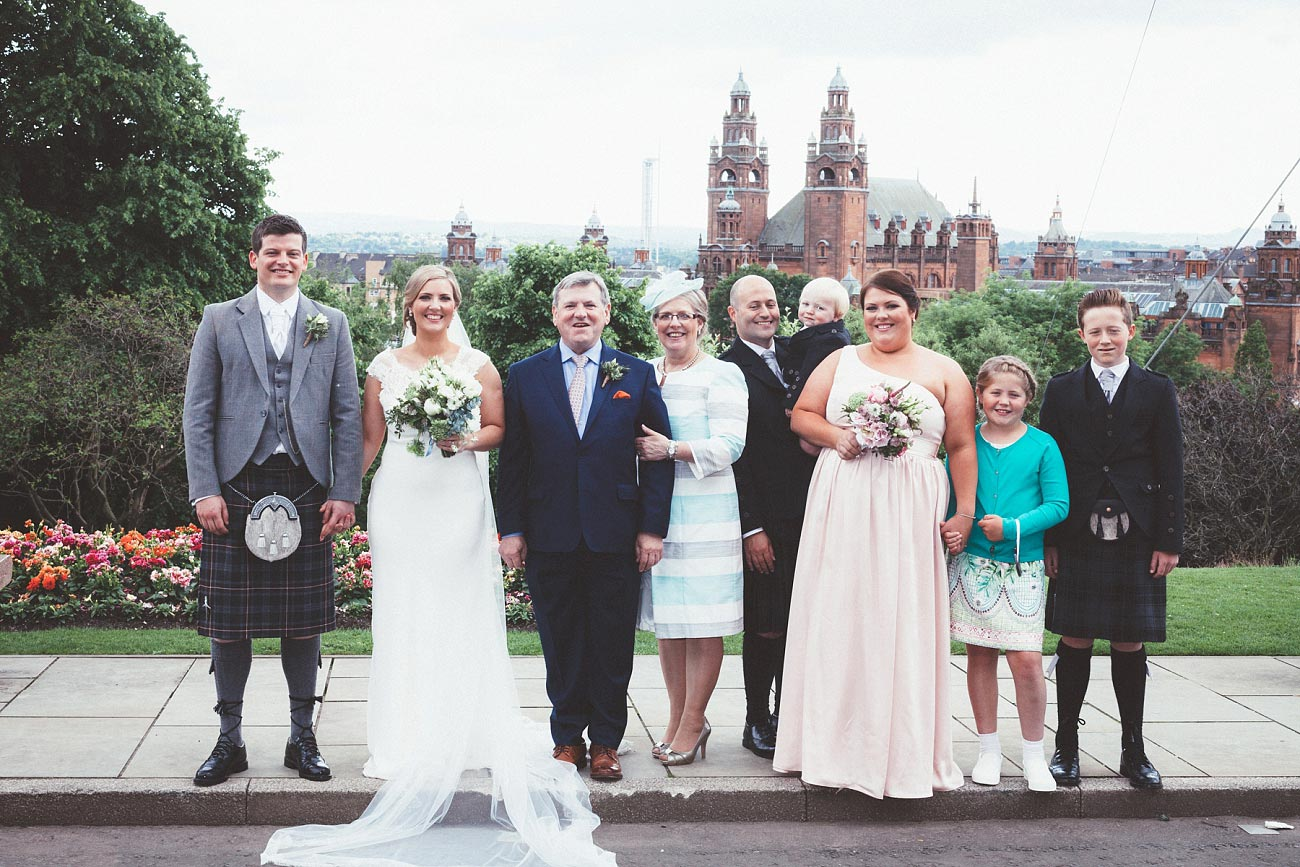 wedding photography glasgow university chapel oran mor reportage 30