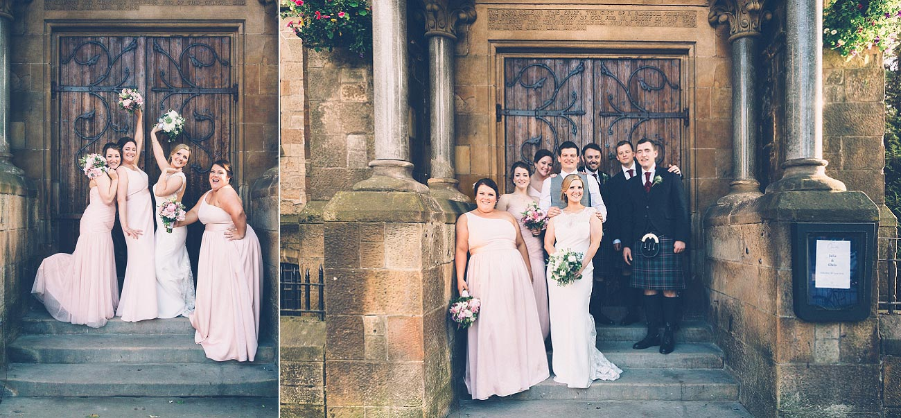 wedding photography glasgow university chapel oran mor reportage 46
