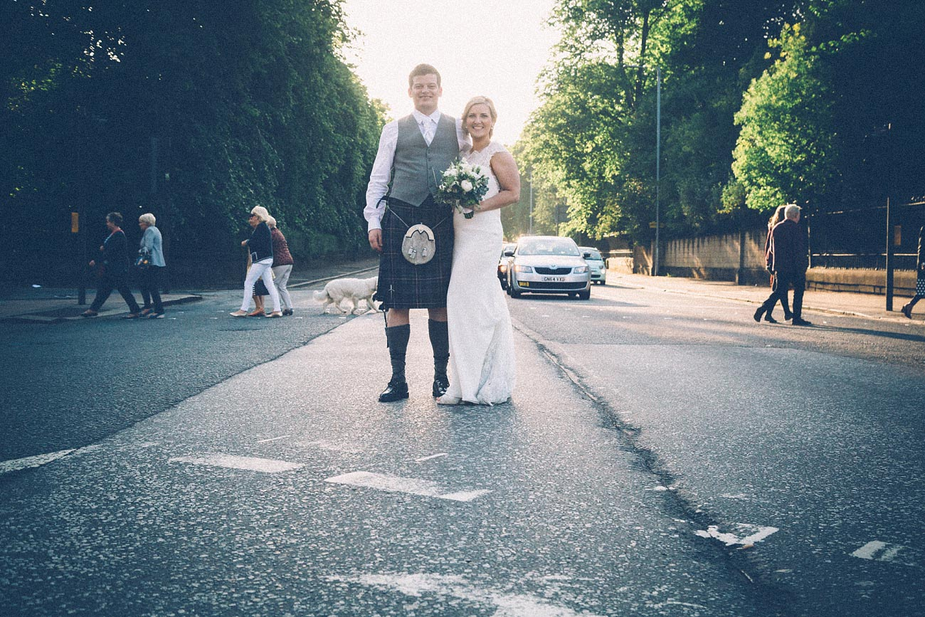 wedding photography glasgow university chapel oran mor reportage 47