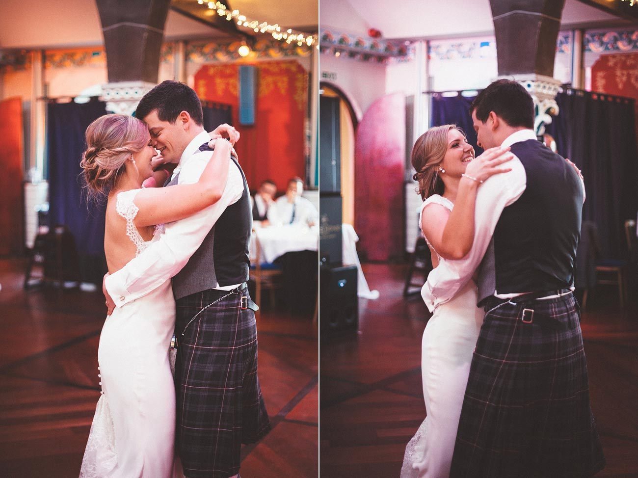 wedding photography glasgow university chapel oran mor reportage 54