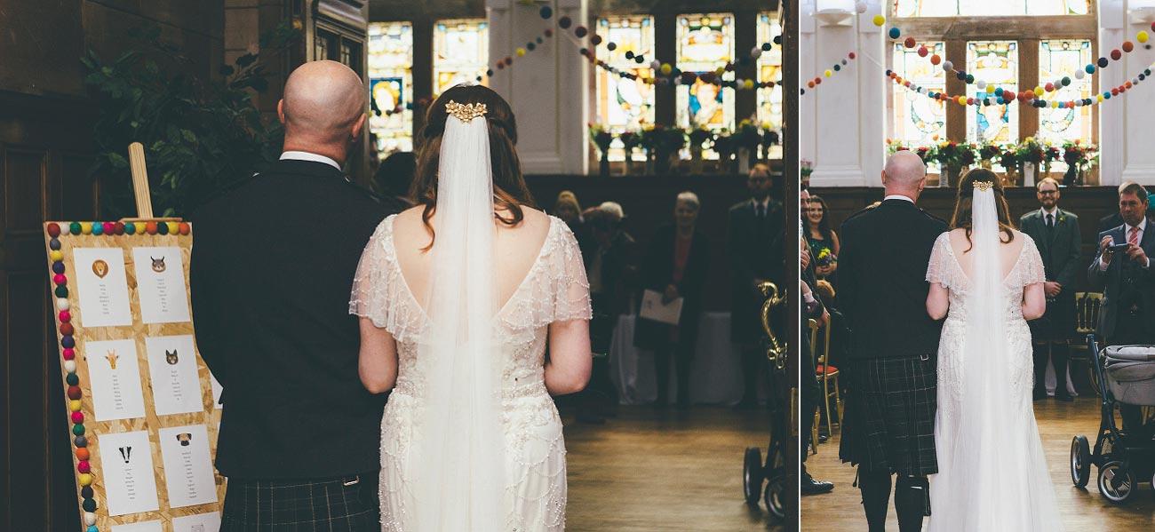 wedding photography pollokshields burgh hall glasgow 0023